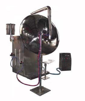 WKY-1000荸荠式包衣机-高效包衣机