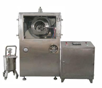 BG-75高效包衣机-中药制药设备