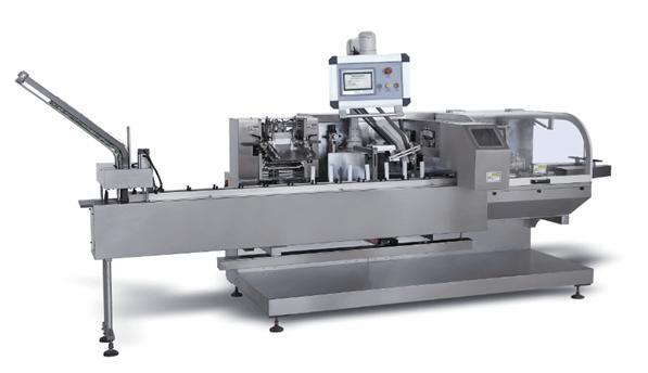100型自动装盒机(药板)