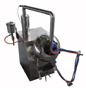 WKY-400小型包衣机-高效包衣机-中药制药设备