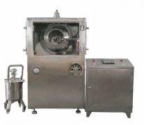 BG-75高效包衣机