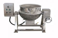 WKT-100可倾式反应锅